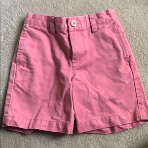 Boys Salmon/Pink Vineyard Vines Shorts
